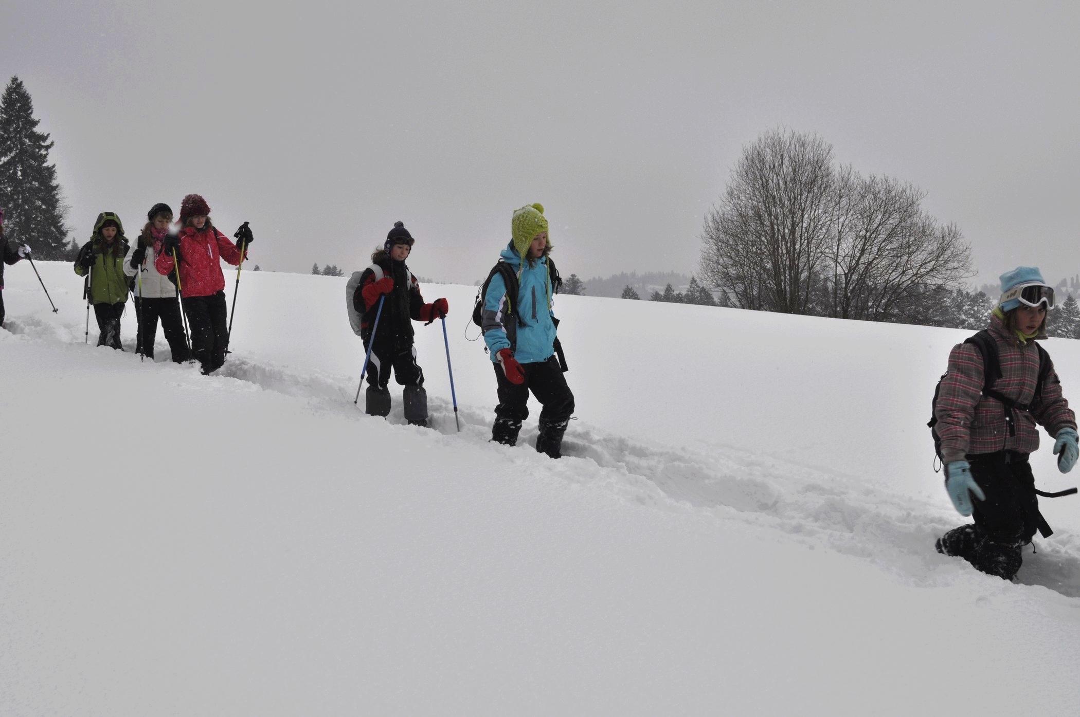 obozy zimowe